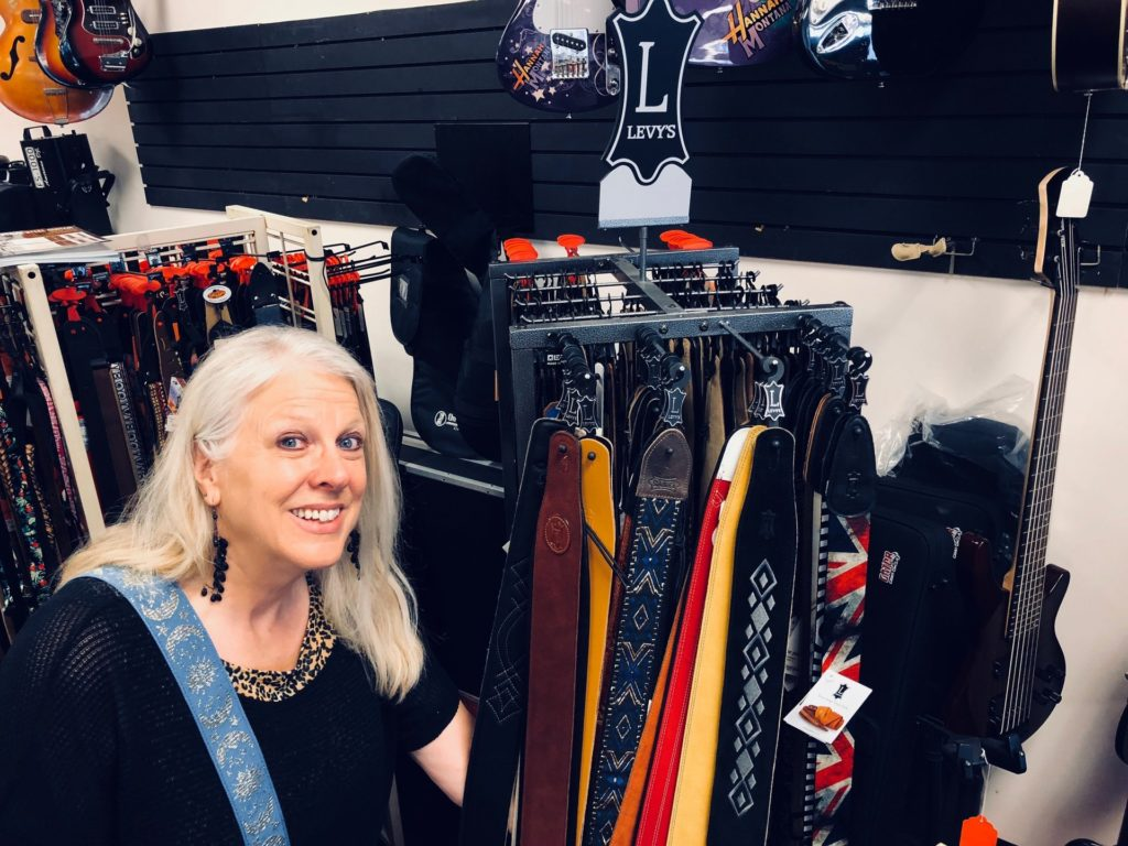 Crazy Music sells Guitar Straps in Columbia, MO